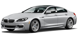 2014 BMW 6 Series Gran Coupe 640i xDrive