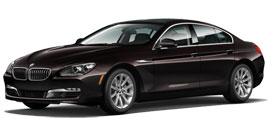 2014 BMW 6 Series Gran Coupe 640i xDrive