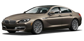 2014 BMW 6 Series Gran Coupe 650i