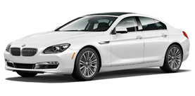 2014 BMW 6 Series Gran Coupe 650i xDrive