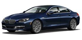 2014 BMW 6 Series Gran Coupe 650i xDrive