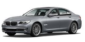 2014 BMW 7 Series 750Li 4D Sedan