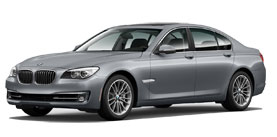 Fairfield BMW - 2014 BMW 7 Series 750Li xDrive