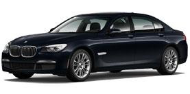 2014 BMW ActiveHybrid 7 740Li