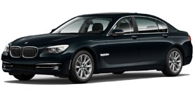 2014 BMW ActiveHybrid 7 740Li