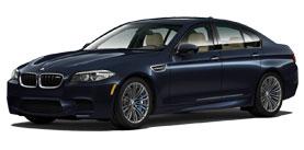 2014 BMW M5 Sedan 4.4L
