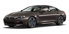 2014 BMW M6 Series