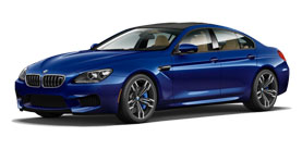 2014 BMW M6 Series Gran Coupe 4.4L