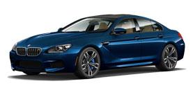 2014 BMW M6 Series Gran Coupe 4.4L