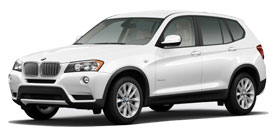 2014 BMW X3 xDrive28i
