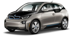 2014 BMW i3 i3 with Range Extender