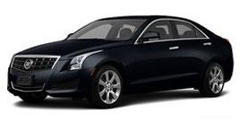 2014 Cadillac ATS 2.5L 4D Sedan