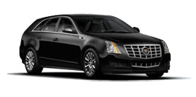 2014 Cadillac CTS Sport Wagon Luxury Collection 3.0L RWD 1SD