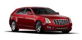 2014 Cadillac CTS Sport Wagon Premium Collection 3.6L AWD 1SH