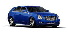 2014 Cadillac CTS Sport Wagon Premium Collection 3.6L AWD 1SH