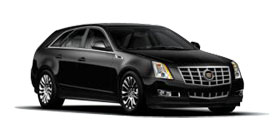 2014 Cadillac CTS Sport Wagon Premium Collection 3.6L RWD 1SH