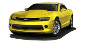New Haven Chevrolet - 2014 Chevrolet Camaro 1LT