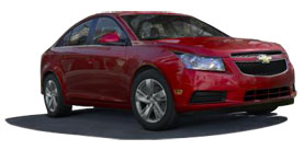 Bluffton Chevrolet - 2014 Chevrolet Cruze Clean Turbo 1SL
