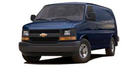 Indiana Chevrolet - 2014 Chevrolet Express Cargo Van 3500 Base