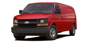 Indiana Chevrolet - 2014 Chevrolet Express Cargo Van Extended 3500 Base