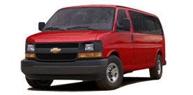 Fort Wayne Chevrolet - 2014 Chevrolet Express Passenger Van Extended 3500 Base