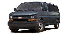 Express Passenger Van near New Haven