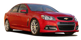 New Haven Chevrolet - 2014 Chevrolet SS Base