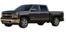 Silverado 1500 Crew Cab near New Haven