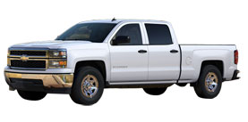 Midwest City Chevrolet - 2014 Chevrolet Silverado 1500 Crew Cab Standard 2WT