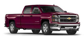 Silverado 2500 HD Crew Cab near New Haven