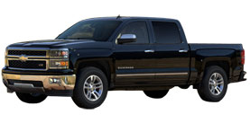 2014 Chevrolet Silverado 1500 High Country 4D Crew Cab