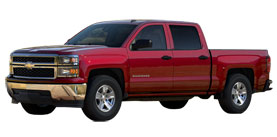 2014 Chevrolet Silverado 1500 Crew Cab