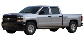 New Haven Chevrolet - 2014 Chevrolet Silverado 1500 Crew Cab Standard WT