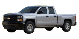 New Haven Chevrolet - 2014 Chevrolet Silverado 1500 Double Cab Standard Box 1WT
