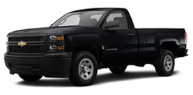 Silverado 3500 HD SRW Crew Cab near New Haven