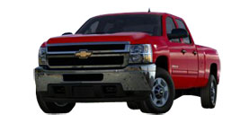 2014 Chevrolet Silverado 2500HD Crew Cab Long Box LT