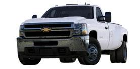 Silverado 3500 HD SRW Crew Cab near Indiana