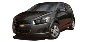 2014 Chevrolet Sonic LT 1SC