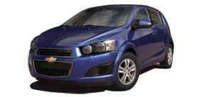 2014 Chevrolet Sonic LT 4D Hatchback