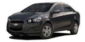2014 Chevrolet Sonic LT 4D Sedan