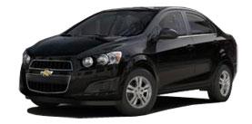 2014 Chevrolet Sonic LT 1SD