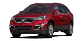 New Haven Chevrolet - 2014 Chevrolet Traverse 2LT