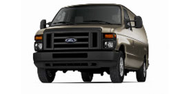 2014 Ford E-Series Van Super-Duty Commercial E-350