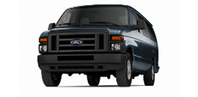 2014 Ford E-Series Wagon E-350 Super Duty Extended XL