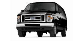 Los Angeles Ford - 2014 Ford E-Series Wagon E-350 Super Duty XLT
