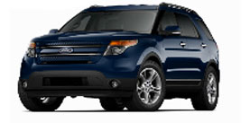 Oxnard Ford - 2014 Ford Explorer Limited