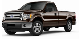 Simi Valley Ford - 2014 Ford F-150 Regular Cab 8