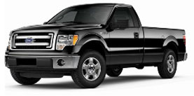 2014 Ford F-150 Regular Cab 8' Box XLT