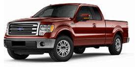 Thousand Oaks Ford - 2014 Ford F-150 SuperCab 6.5