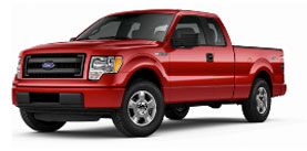 2014 Ford F-150 SuperCab 6.5' Box STX